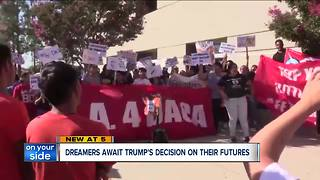 DREAMers await Trump's decision on their futures
