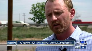Businesses to be impacted by I-70 reconstruction project - Video