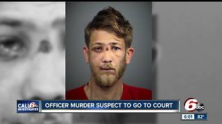 Jason Brown, man accused of shooting Lt. Aaron Allan, out of the hospital; new mugshot released - Video