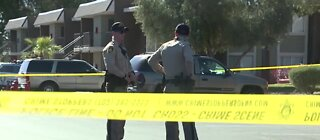 LVMPD: 1 person in hospital after being shot