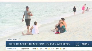 Modified hours go into effect Friday on Collier County beaches