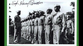 Tuskegee Airman Interview