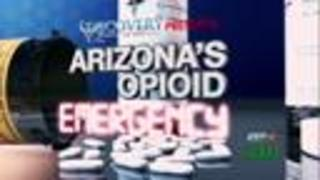 KGUN9 Presents Arizona's Opioid Emergency: Recovering addict finds mission to help people - Video