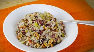 Cranberry Pecan Multi-Grain Stuffing