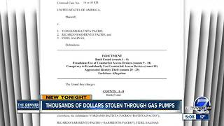Fuel Theft Indictments - Video