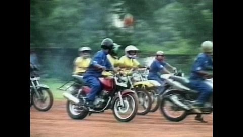 Motorcycle Soccer