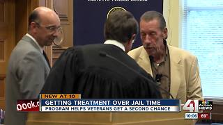 JoCo program gives veterans second chance