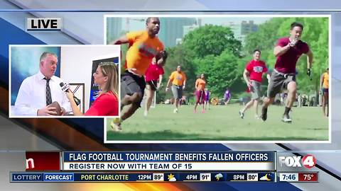 Blue Bowl raises money for fallen officers