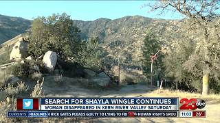 Search for Shayla Wingle continues - Video