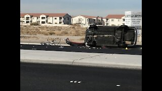 Bicyclist died after North Las Vegas crash on Sunday