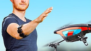 Holiday Gift Guide: 3 Cool Gesture Controlled Gadgets - Video