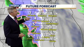 Wind Advisory in effect Tuesday - Video