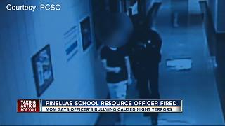 School Resource Deputy fired in Pinellas Co. - Video
