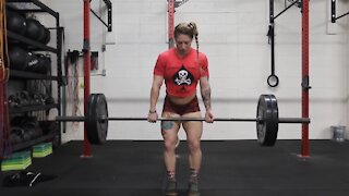 Warrior fitness female