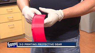 3-D Printing Protective Gear