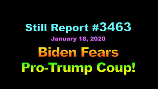 Biden Concerned About Pro-Trump Coup, 3463