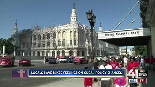Trump's new Cuba policy gains support from some Cuban Americans, opposition from travel agencies - Video