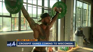 CrossFit Games coming to Wisconsin - Video