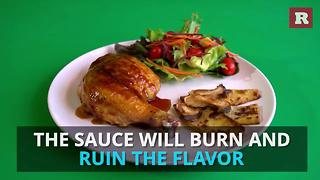 6 ways you've been grilling your chicken all wrong | Rare Life - Video