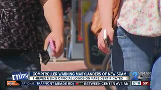 Don't fall for this social media scam affecting Marylanders - Video