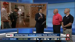 How to protect your home this holiday season - Video