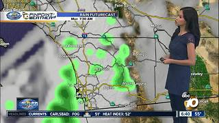10News Pinpoint Weather for Sun. Nov. 26, 2017 - Video
