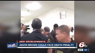 Jason Brown, suspect accused of killing Lt. Allan, could face death penalty