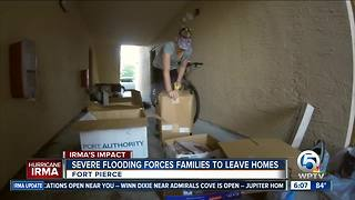 More than 100 families have 24 hours to leave their homes. - Video