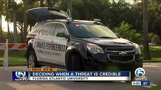 Florida Atlantic University rescheduling canceled graduation following threat - Video