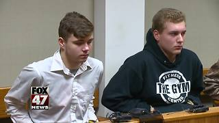 No bond for Michigan teens in death linked to rock throwing - Video