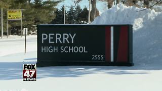 Perry mourns student killed in car accident - Video