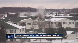 Owner of Beaver Dam apartment plans to take legal action after explosion - Video