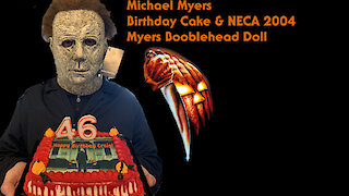 Michael Myers Birthday Cake