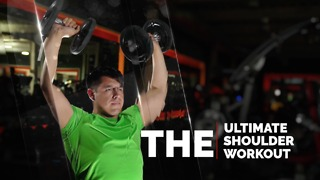 THE ULTIMATE SHOULDER WORKOUT - Video