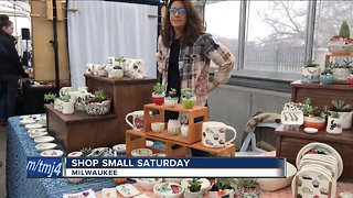 Small Business Saturday showcases local talen