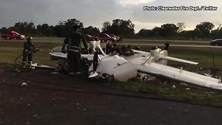 One dead in small plane crash in Clearwater | Digital Short - Video