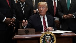 Trump To Meet With Congressional Leaders About Border Security - Video