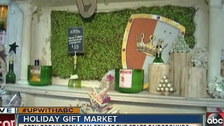 Holiday seasons kicks off with Junior League's Gift Market at Florida State Fairgrounds - Video