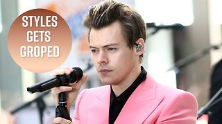 Was Harry Styles sexually assaulted on stage? - Video