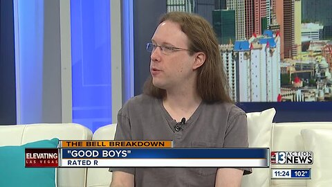 Film critic, Josh Bell, reviews Good Boys and The Angry Birds Movie 2