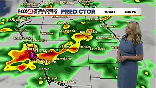 Wet Weekend Ahead - Video