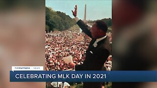 """""""Use this day to reflect"""", Celebrating MLK day in 2021"""