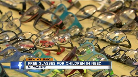 Wisconsin Vision gives free eye exams to MPS students
