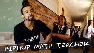 The badass teacher dropping beats and raising grades - Video