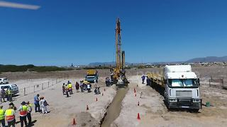 To combat drought, Cape Town drills down - Video
