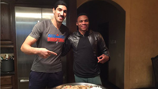 Did Russell Westbrook Save Enes Kanter From Being DEPORTED? - Video