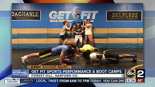 Good morning from Get Fit Sports Performance & Boot Camps - Video
