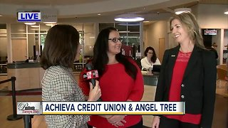 Positively Tampa Bay: Achieva and Angel Tree