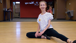 Paralysis Didn't Stop Me Becoming A Ballet Dancer | TRULY
