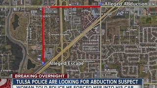 TPD: Woman escaped after being abducted - Video